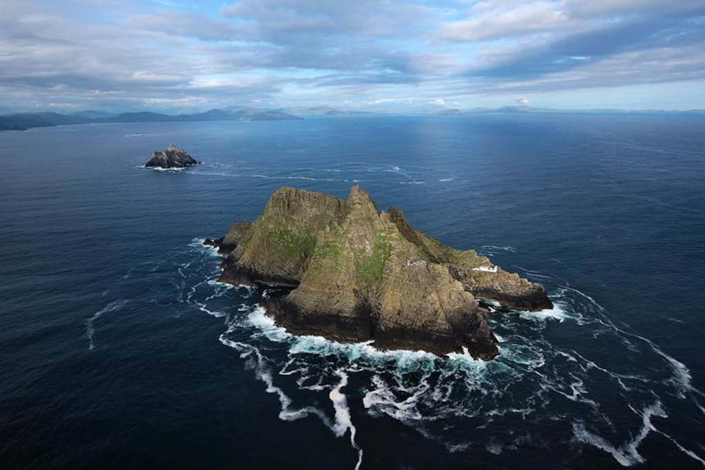 Visit the Skellig Rock !!!!