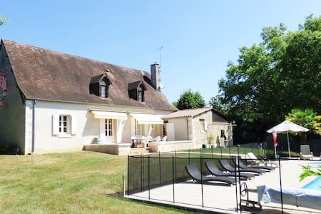 Villa St Just - Brouchaud - Villa
