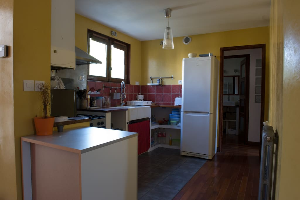 Bel appartement lyon flats for rent in lyon rhone alpes for Extra cuisine lyon
