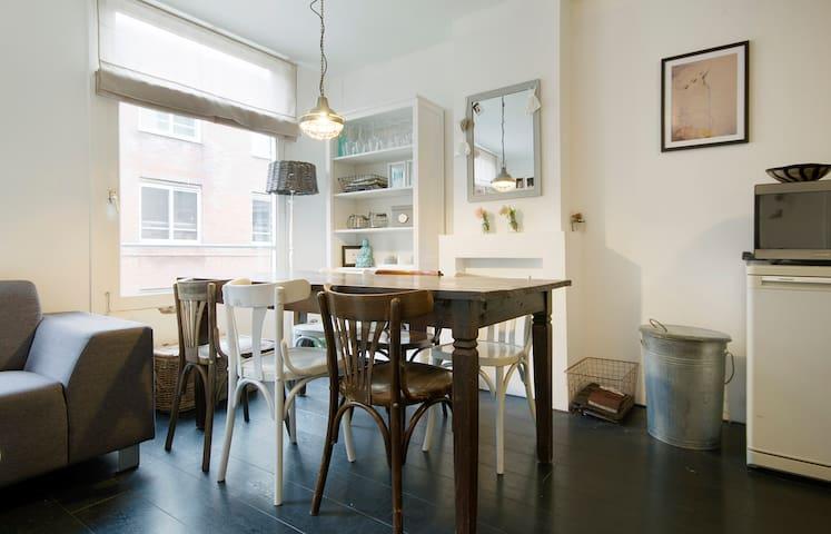 Romantic City Centered Apartment - Ámsterdam - Apartamento