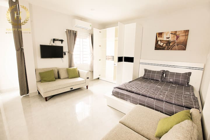 #302L. Nice Studio Apartment in city center - Ho Chi Minh City - Apartment