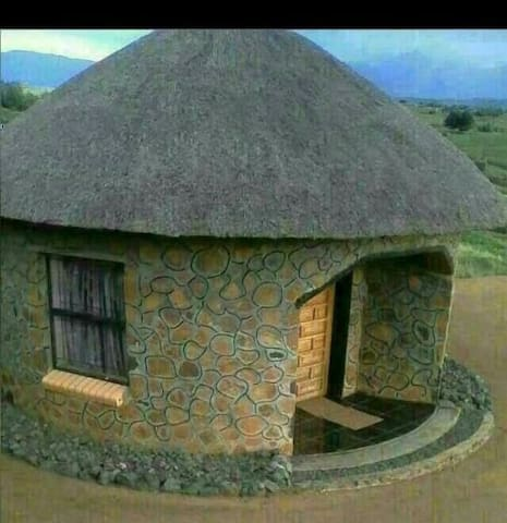 Live like a local in a Round House.
