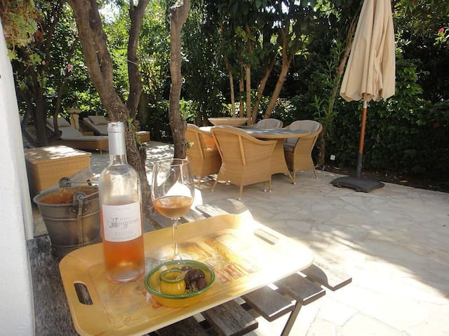Cosy appartment in Cap d'Antibes - Antibes - Apartment