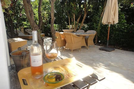 Cosy appartment in Cap d'Antibes - Antibes