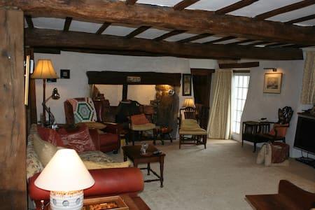 Gorgeous ensuite room small double - Hittisleigh
