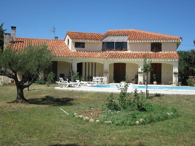 Magnificient villa with large pool - Argelès-sur-Mer - Villa