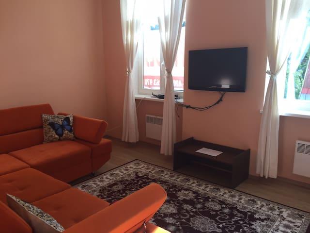 квартира в центре курорта - Mariánské Lázně - Apartamento