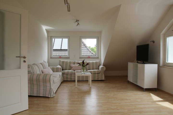 Schöne Wohnung zentral in Hilden bei Düsseldorf