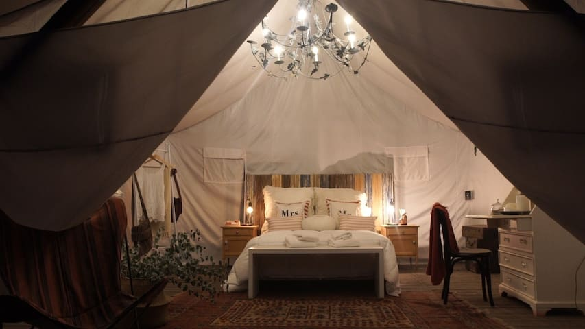 Refugio Natural Glamping en Lobos