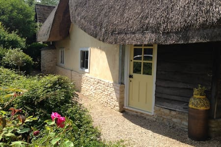 13th century self-catering cottage - Oxfordshire - Dom