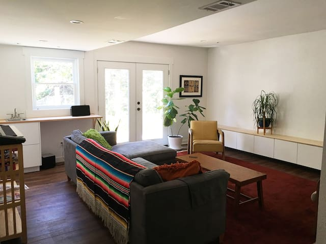 Sunny modern apartment- Decatur/Agnes Scott/Emory - Decatur