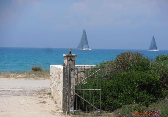 Elli beach apt for 4 pax 1st floor - Corfu - Apartment