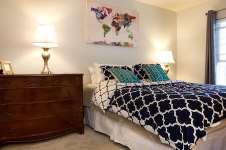 Comfortable Room Near Annapolis/DC - 埃奇沃特(Edgewater)