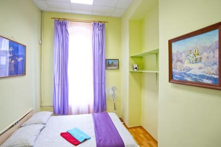 Yaroslav Hostel Double & Twin Room - Veliky Novgorod