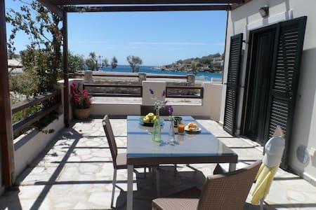 Beachfront residence Palmira K3.1 - Ermoupoli - 公寓