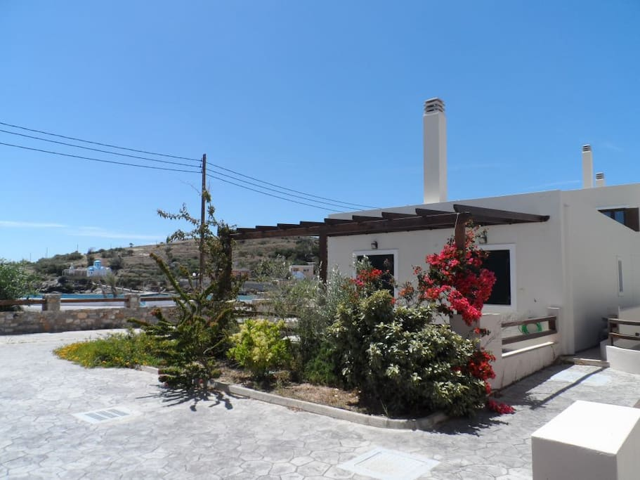 Outside view of the residence Palmira K3.1.