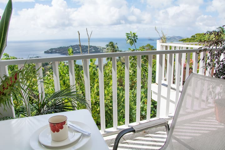 The Morne Seaview Apartment 2 - Mount Fortune - Apartament