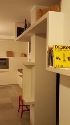 ArcHasa design apartment - Rome - Palidoro