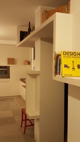 ArcHasa design apartment - Rome - Palidoro - Byt