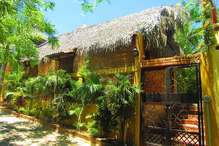 Lovely Bungalow/loft Enzo, pool & hammock zone - Sayulita - Loft