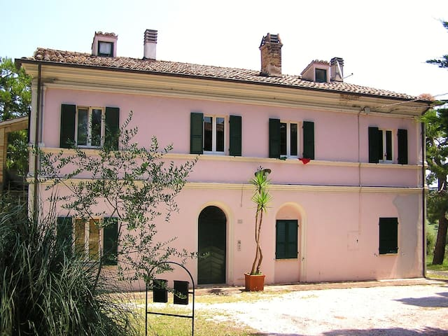 B&B La Celeste 7, country house - Civitanova Marche Alta - Bed & Breakfast