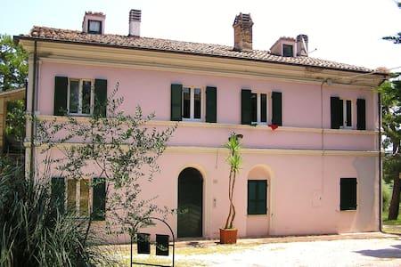 B&B La Celeste 7, country house - Civitanova Marche Alta - Szoba reggelivel
