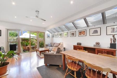 Beautiful and charming place to stay in Balmain - Balmain - Maison