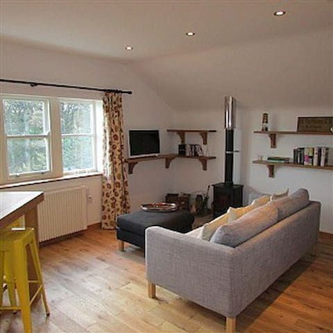 2 bed stylish barn.High spec finish - West Yorkshire - Haus