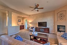 Enjoy the best of sunny Scottsdale when you book this vacation rental condo.