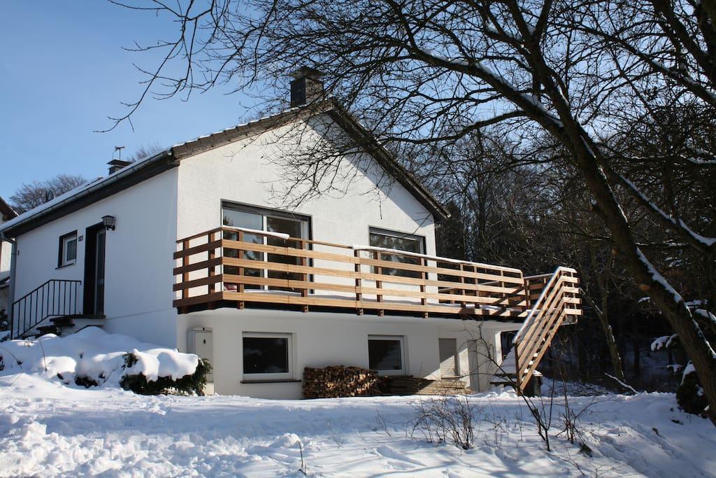 Schitterend huis in sauerland www warstein nl houses for Weekendje weg huisje open haard