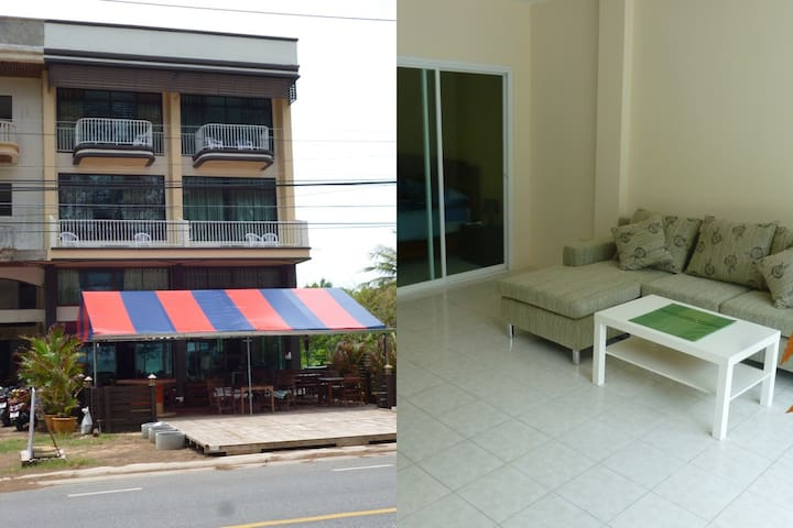 StrandApartment am Golf von Thailan - Rayong - Apartment