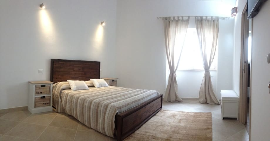 Holiday house in Alessano - Lecce - Alessano - Bed & Breakfast