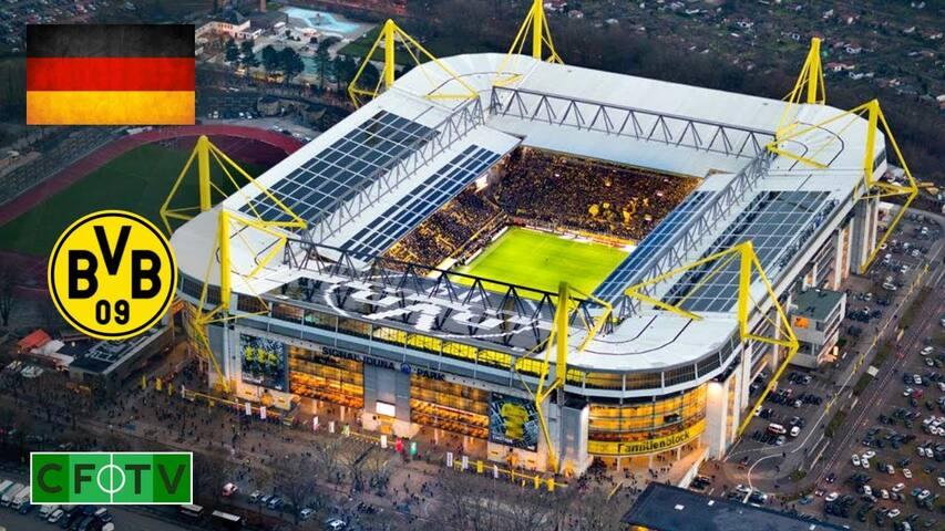 Gemütliches Zimmer - Westfalenhallen /Stadium