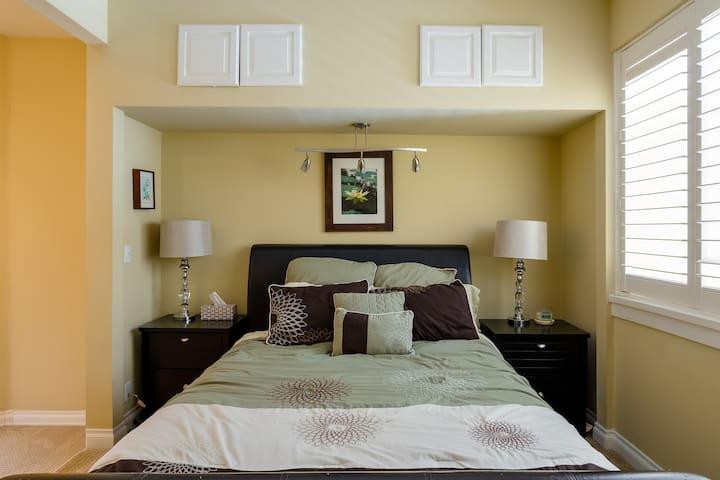 Bedroom - located on 2nd floor