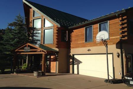 Modern Log Home, Spectacular View - BR #1 - Edwards - Maison