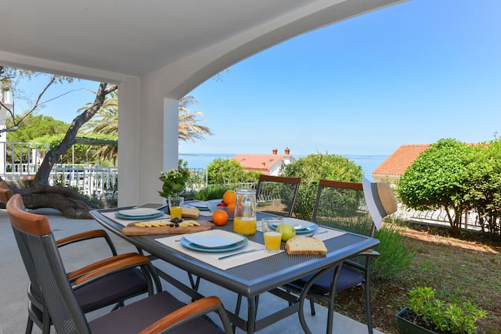 Apartment Mare with beautiful Seaview