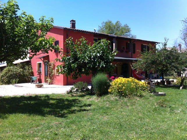 Independent mini apartment, Bevagna countryside - Bevagna