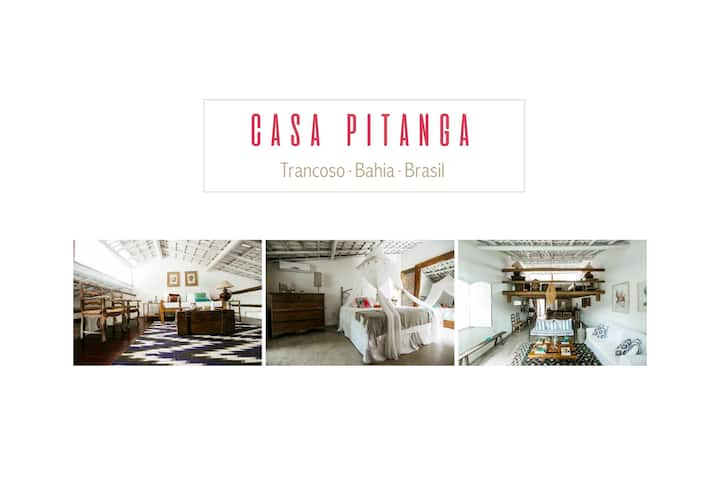 Casa Pitanga - Quadrado - Trancoso