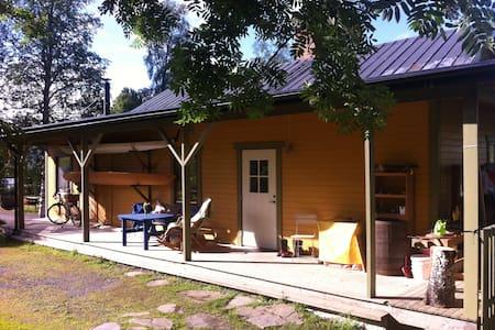 Härligt ekohus 10 min från Åre.  - Åre Municipality - Villa