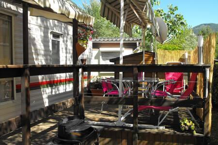 Vacances au calme - Ornolac-Ussat-les-Bains
