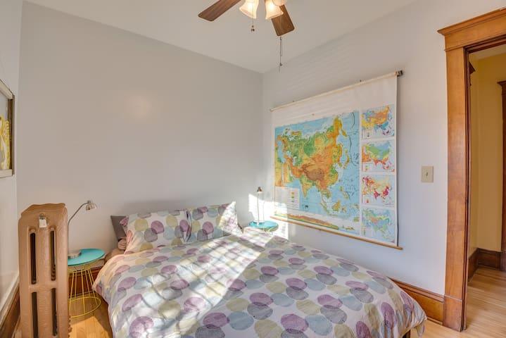 Larger Queen Bedroom