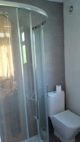 Newly fitted ensuite