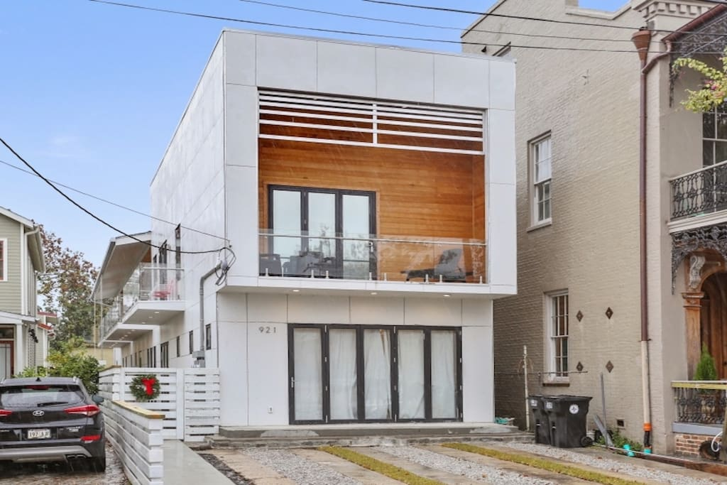 New Modern Lower Garden District Beauty Apartments For Rent In New Orleans Louisiana United