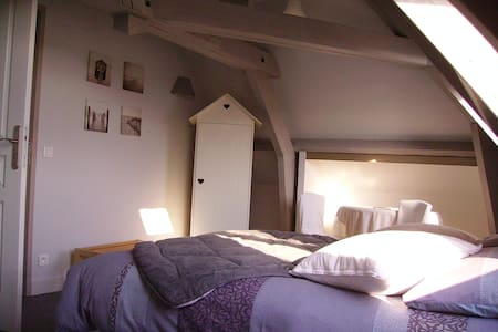 Esprit cabine de plage - Ouistreham - Bed & Breakfast