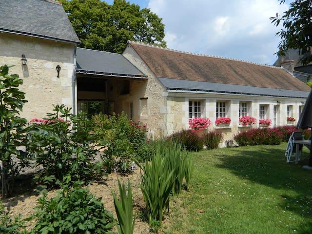 Gite le Chardonnay à Amboise - Lussault-sur-Loire - Daire