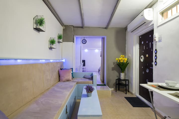 Studio Garden Apt close to Bahai Gardens