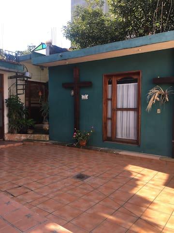 Espejo's house