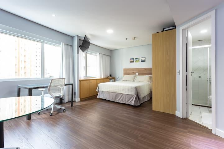 Rad.  Flat Hotel Vila Olimpia - 5*