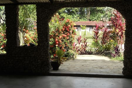 Wise Mountain Retreat - Veragua - Bed & Breakfast