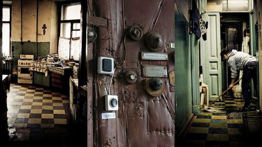 Квартира с ремонтом СССР - Киев - Apartment